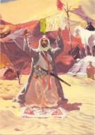 KÜNSTLER - KARL MAY, Illustration Zu Band 60, Allah Il Allah - Künstlerkarten