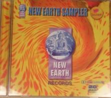 CD - NEW EARTH SAMPLER - NANS - 080 X - Compilaties