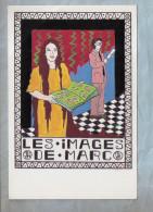 Carte Publicitaire - Dessin Patrick Hamm - Les Images De Marc - Hamm