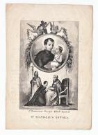 Doodsprentje Cornelius OOMEN Priester En Rector Pensionnaat Dongen Overleden Aldaar 1843 (St Stanislaus Kotska) - Images Religieuses