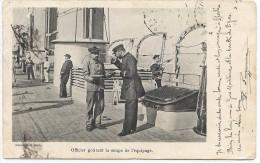 LRD9B-  FRANCE CPA TOULON 8/10/1903 (?) - 1877-1920: Semi Modern Period