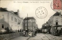 49 - LES PONTS-DE-CE - Tramway - Les Ponts De Ce