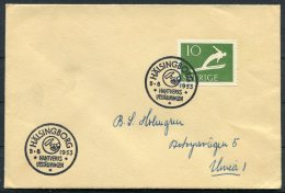 1953 Sweden Halsingborg Hantverks Utstallningen Cover