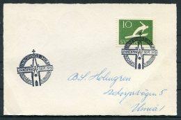 1953 Sweden Linkopings 800 Year Juiblee Cover