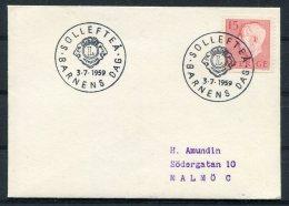 1959 Sweden Solleftea Barnens Dag / Lions Childrens Day Charity