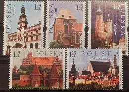 Poland, 2004, Mi:4155/59 (MNH) - Nuevos