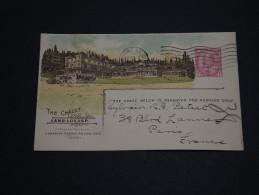 CANADA - Entier Postal Illustré Commercial Pour La France En 1913 - A Voir - L 1218 - 1903-1954 Rois