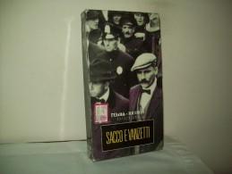 """L´Unità Ricordi Presenta:  """"Sacco E Vanzetti"""" - Videocesettes VHS"""