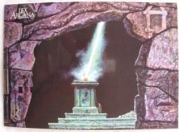 A962  GIOCO DI RUOLO LEX ARCANA SCHERMO DEL DEMIURGO LA COPPA DI BELCHEN UN IMPERO SENZA FINE - Dungeons & Dragons