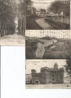 LOT  7 CARTES PERPIGNAN - Postcards