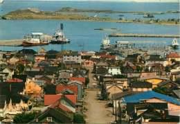 St Pierre Et Miquelon  -Partie De St-Pierre Et Du Port  Ecrite - Cartes Postales