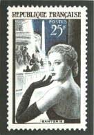 Reproduction Du Timbre «Ganterie» Yv 1020 De 1955 - Neuve - Stamps (pictures)