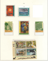 ONU (UNO) Vienna 2000 ** Francobolli, Foglietti, FDC, Multipli, Carnet - Wien - Internationales Zentrum