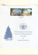 ONU (UNO) Vienna 2001/2002 ** Francobolli, Foglietti, FDC - Wien - Internationales Zentrum