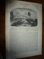1847 MP :Hière Vue Prise Du Pont Du Roubaud; Portrait D'Homme Par Léonard De Vinci;Le Robinet Aux 3 Liqueurs; Etc - 1800 - 1849