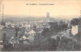 58 - CLAMECY : Vue Générale ( Ouest ) - CPA - Nièvre - Clamecy