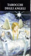Lo Scarabeo TAROCCHI DEGLI ANGELI - ANGEL TAROT DECK . 79 Carte - Altri