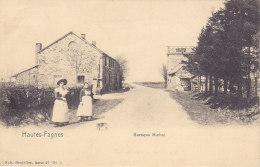 Hautes-Fagnes - Baraque Michel (animée, Précurseur 1905) - Jalhay
