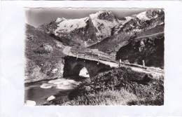 MASSIF  De  La  MEIJE  3983 M  (Htes-Alpes)  Et  Pont  Du  Chazelet - France
