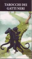 Lo Scarabeo TAROCCHI DEI GATTI NERI - BLACK CATS TAROT DECK .  79 Carte - Altri