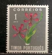 TIMOR    OBLITERE - Timor