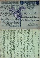 3283a)cartolina In Franchigia  Del25-11-42 Per Catania - 1900-44 Vittorio Emanuele III