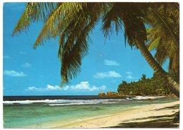 SEYCHELLES - ANSE FOURMIS, LA DIGUE / THEMATIC STAMP-BIRDS - Seychelles