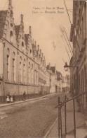 Ypres Rue De Menin - Ieper
