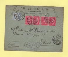 Egypte - Alexandrie- 1905 - Briefe U. Dokumente