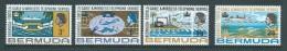 Bermuda 1967 Telephone Link Set 4 MNH - Bermuda