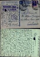 3287a)cartolina In Franchigia   Del 10-11-42 - 1900-44 Vittorio Emanuele III