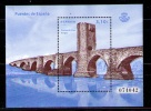 ESPAÑA 2013 - PUENTE DE FRIAS EN BURGOS - BLOCK- EDIFIL Nº 4825 - 1931-Hoy: 2ª República - ... Juan Carlos I