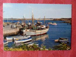 Dep 29 , Cpm MOGUERIEC En SIBIRIL , MX 1325 , Petit Port Pittoresque (04.877) - Altri Comuni