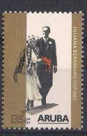 Aruba 1987 Golden Wedding Of Princess Juliana And Prince Bernhard, Mi  21, MNH(**) - Niederländische Antillen, Curaçao, Aruba