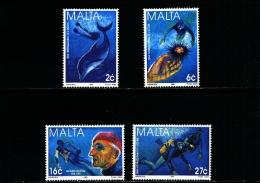 MALTA - 1998  OCEANS  SET  MINT NH - Malta