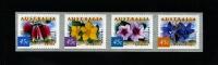 AUSTRALIA - 1999  COASTAL FLOWERS SELF-ADHESIVE SET PEMARA  MINT NH - Nuovi