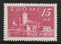 Finland, Scott # 247 MNH Savonlinna Castle, 1945 - Finland