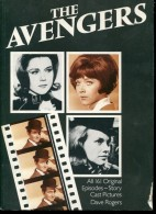The Avengers All 161 Original Episodes Story Cast Pictures Dave Rogers Nbr Photos - Fiction