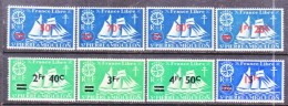 ST. PIERRE  &  MIQUELON  314-21   **   SAILING  SHIP - St.Pierre & Miquelon