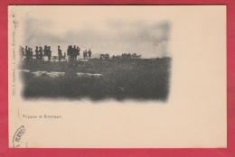Braschaet Polygone ... Geen Titel ... - 1901  - 2-  ( Voir Verso ) - Brasschaat