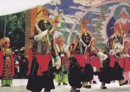China - Tibetan Opera, Tibet - Tibet