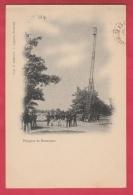 Braschaet Polygone ... Geen Titel ... - 1901  - 5-  ( Voir Verso ) - Brasschaat