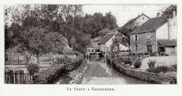 1909 - Iconographie Documentaire - Essertenne-et-Cecey (Haute-Saône) - Le Cecey - FRANCO DE PORT - Vieux Papiers