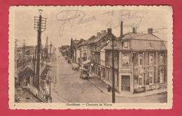 Gembloux - Chaussée De Wavre ... Ancien Camion, Café Du Nord - 1936 ( Voir Verso ) - Gembloux