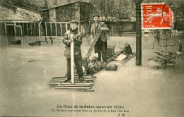 INONDATION(PARIS) - Inondations