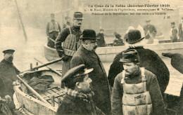 INONDATION(PARIS) FALLIERES - Inondations