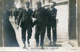 PARIS(MANIFESTATION DU 1er MAI) - Manifestations