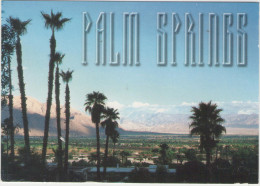 CPM:  SAN BERNARDINO (Californie - états-unis):    Palm Springs.         (A+ 4645) - San Bernardino