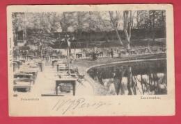 Leeuwarden - Prinsentuin - 1900  ( Verso Zien ) - Leeuwarden