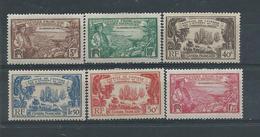 GUYANE N° 137:142 * T.B - Unused Stamps